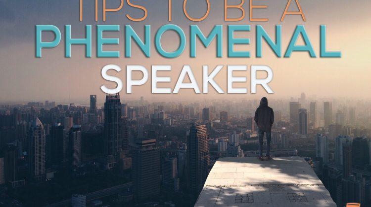 Phenomenal Speaker