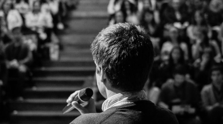 Know your audience before writing your speech
