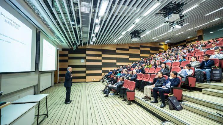 executive public speaking